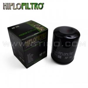 Filtre à huile HIFLOFILTRO - HF198