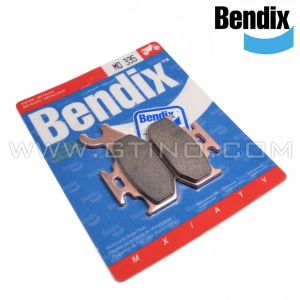 "Plaquette BENDIX ""Métallique"""