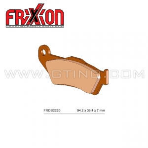 """Plaquette FRIXION """"Sintered"""""""