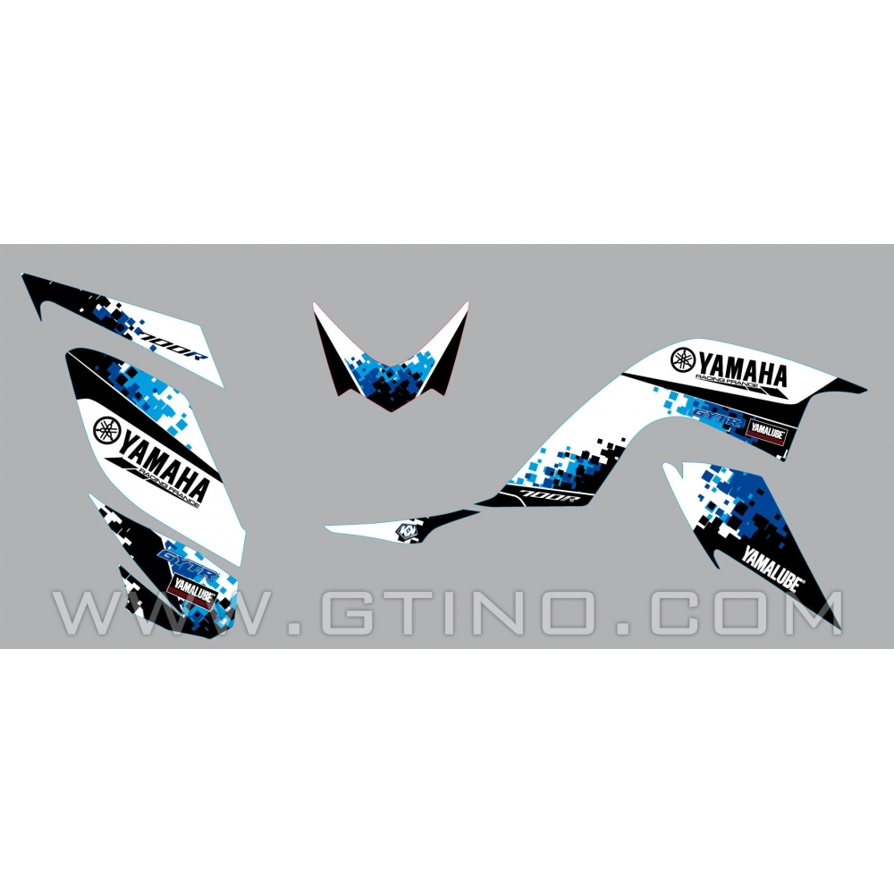 kit deco yamaha 700 raptor images