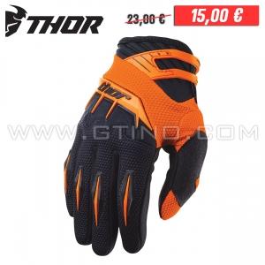 Gants SPECTRUM Orange - THOR