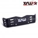 """Bumper arrière en PHD """"XRW"""" pour quad YAMAHA YFZ RAPTOR 450"""