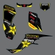 Kit déco GTINO Rockstar - Suzuki LTZ 400