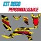 Kit déco RC-BE GTINO - YFZ Raptor 450