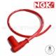 "Faisceau haute tension ""CR4"" - NGK Racing"