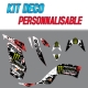 "Kit déco ""KEN BLOCK"" - YFM Raptor 700"