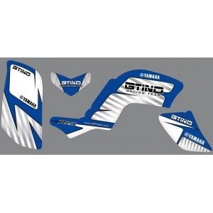 Kit déco GTINO - YFM Raptor 660