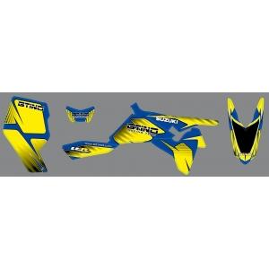 Kit déco GTINO - Suzuki LTR 450