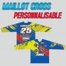 Maillot de cross GTINO Racing Team