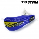 """Protèges mains """"Stealth Allow Racer"""" Blue - Cycra"""