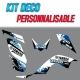 "Kit déco ""HANGTOWN"" - YFM Raptor 700"