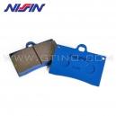 Plaquette NISSIN - Semi-Metallique