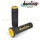 Poignée Domino Bicolor - Black/Yellow