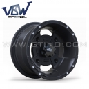 Jantes VBW Sport Black Mat ⇒ 10x6