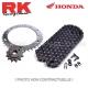 Kit pignon chaine - TRX 450