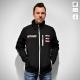 Veste paddock NOIR - GTINO Racing Team