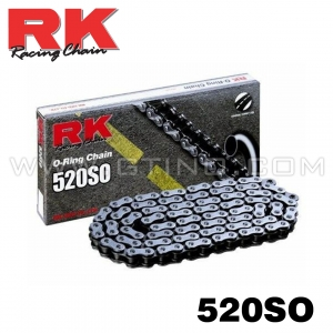Chaine RK 520 O'ring - SO