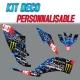 "Kit déco ""KEN BLOCK"" - YFM Raptor 250"