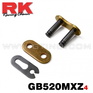 Faux maillons RK - MXZ GOLD