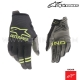 "Gants RADAR ""Black/Green"" - ALPINESTARS"
