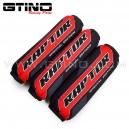 Kit Shock Cover RAPTOR - Red