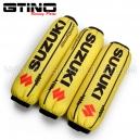 Kit Shock Cover SUZUKI - Yellow