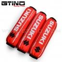 Kit Shock Cover SUZUKI - Red