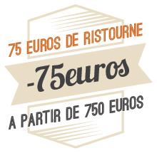 Code : 75euros