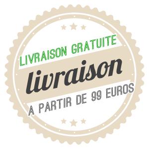 Livraison gratuite avec le code LIVRAISON