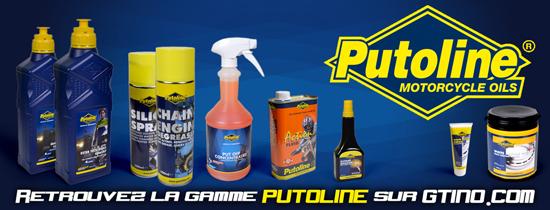 Toute la gamme PUTOLINE sur GTINO.COM