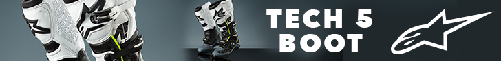 Bottes de cross : ALPINESTARS TECH 5