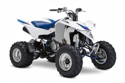 Suzuki LTZ 400 Injection